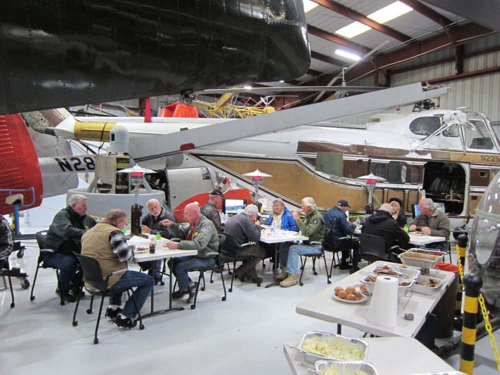 Rotor 2-9 SoCal meeting  lunch