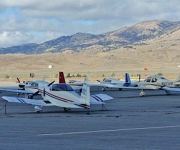 Tehachapi Mystery Fly-In (Nov 2011)