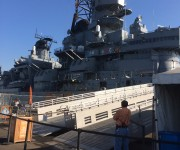 Battleship IOWA Tour (Jan 2014)